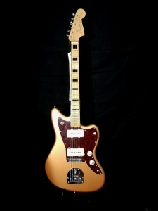 Fender Troy Van Leeuwen Jazzmaster Copper Age Chitarra Elettrica