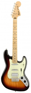 Fender Sixty Six 3 Colours Sunburst