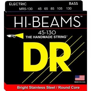 DR STRINGS HI-BEAM 45-130 BASSO 5 CORDE