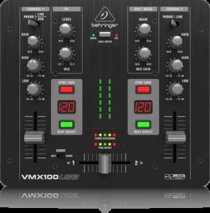 BEHRINGER VMX100USB PRO-MIXER