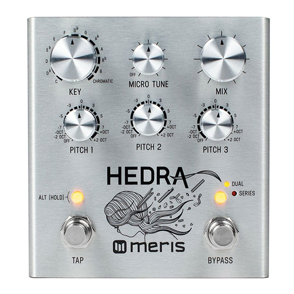 MERIS HEDRA PITCH HARMONIZER