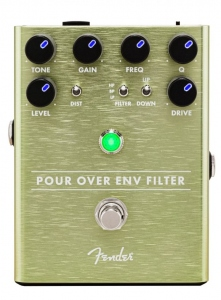 Fender Pour Over Envelope Filter Pedale Effetto