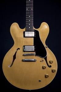 Gibson 58 es 335 dot natural 2015 usata