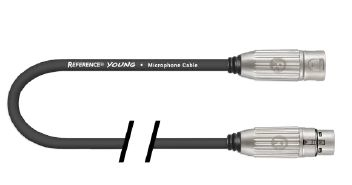Reference Young Cavo Microfonico Xlr 1,5 Mt