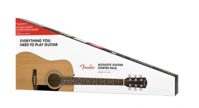 FENDER FA115 DREADNOUGHT PACK V2 NATURAL