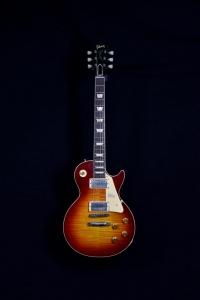 Gibson 60Th Annyversary 1960 Les Paul Standard V1 Vos Deep Cherry Sunburst