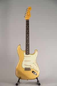 Fender Stratocaster 60 Custom Shop relic LTD 2020 Aztec Gold Usata