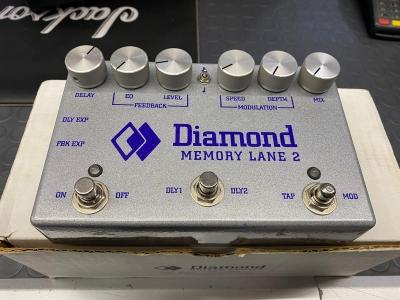 Diamond Memory Lane 2 - delay analogico