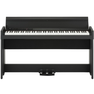 KORG C1 AIR BK - BLACK PIANOFORTE DIGITALE