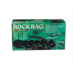 Rockgear Rb 22900 B Set Borse Imbottite Per Batteria Fusion
