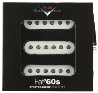 Fender Pickup Stratocaster Fat 60sCustom Shop set