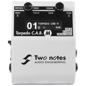 Two Notes Torpedo Cab M Simulatore