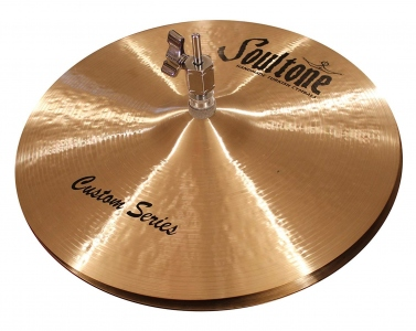 SOULTONE HI HAT 14 CUSTOM BRILLIANT