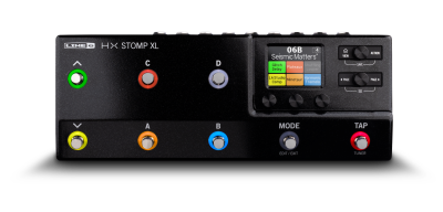 Line6 HX Stomp XL Multieffetto e Amp Modeler