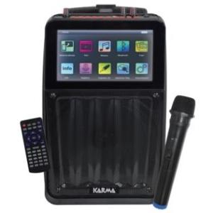 Karma Vision 8 Diffusore Amplificato Portatile A Batteria