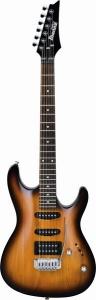 Ibanez Gsa60-Bs Chitarra Elettrica Brown Sunburst