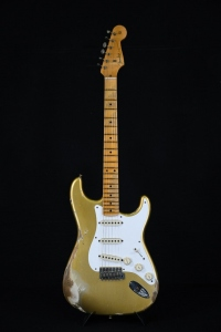Fender 1958 Heavy Relic Stratocaster Heavy Relic Aged Hle Gold