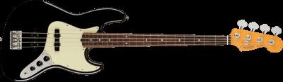 Fender American Professional Ii Jazz Bass Rosewood Black