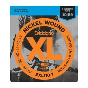 D'ADDARIO EXL 110-7 MUTA X 010-059 7C