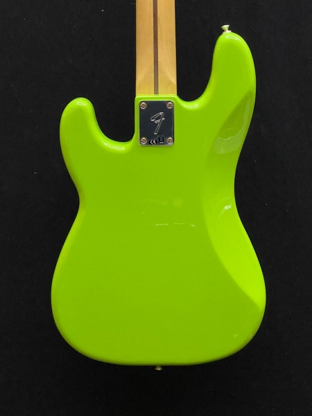 FENDER PRECISION PLAYER LIMITED ELECTRON GREEN BASSO ELETTRICO 4