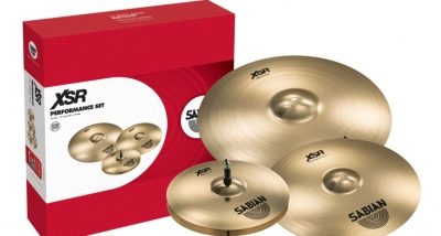 SABIAN SET PIATTI XSR PERFORM XRS5005GB