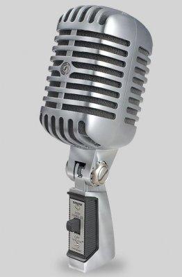 Shure 55Sh Ii Microfono Dinamico
