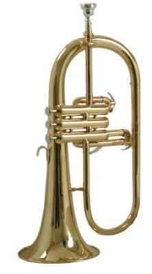 MFH-8330L Flicorno Soprano in Sib