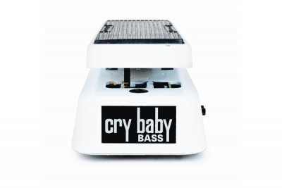 DUNLOP 105Q CRYBABY BASS WAH PEDALE EFFETTO
