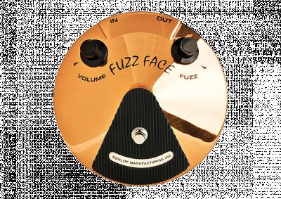 DUNLOP JBF3 JOE BONAMASSA FUZZ FACE PEDALE EFFETTO