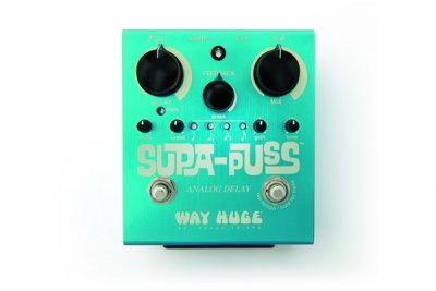 DUNLOP 707 WAY HUGE SUPA PUSS PEDALE EFFETTO