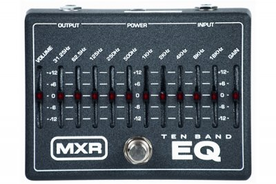 MXR M108S 10 BAND EQUALIZER PEDALE EFFETTO