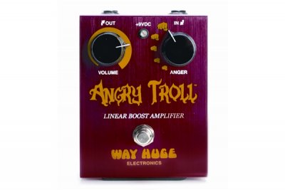 DUNLOP WAY HUGE 101 ANGRY TROLL PEDALE EFFETTO