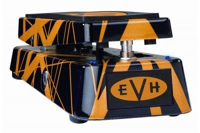 EVH95 Van Halen Signature Cry Baby Wah