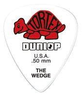 Dunlop 424R Tortex Wedge Red .50