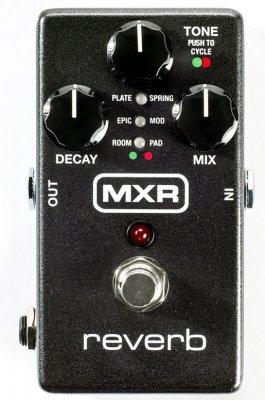 MXR M300 REVERB  PEDALE EFFETTO