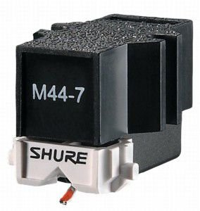 SHURE M447 CARTUCCIA