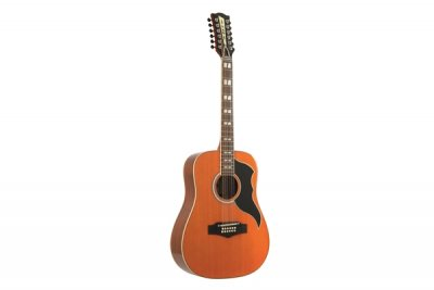 Eko Ranger Xii Vr Chitarra Acustica Natural Top Stained