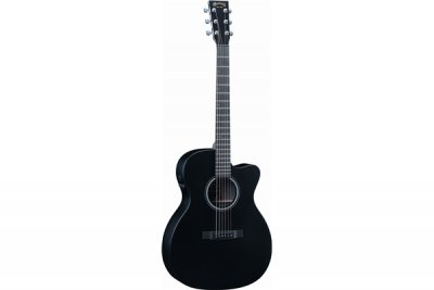 MARTIN GPCPA5 BLACK GRAND PERFORMANCE CUTWAY