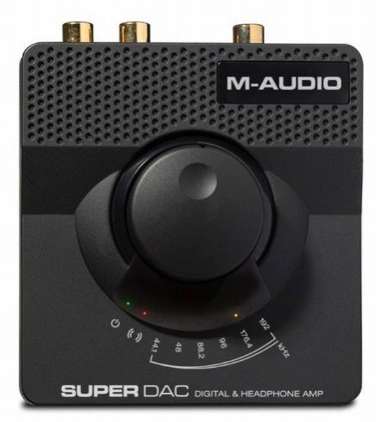 M AUDIO SUPER DAC