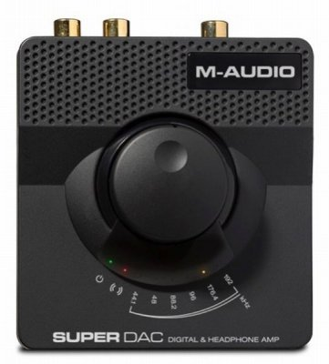 M AUDIO SUPER DAC