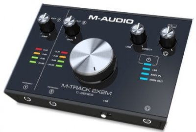M AUDIO M-TRACK 2X2 M EX-DEMO