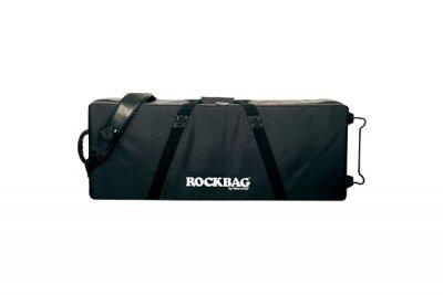 RC 21619 B Soft Light Case Premium per Tastiera 125x45x20cm, Black