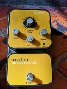 source Audio tri-mod flanger usato