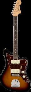 Fender Original 60S Jazzmaster 3 Color Sunburst