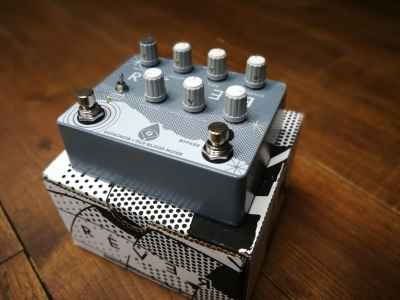 OLD BLOOD NOISE ENDEAVORS REVER PEDALE EFFETTO