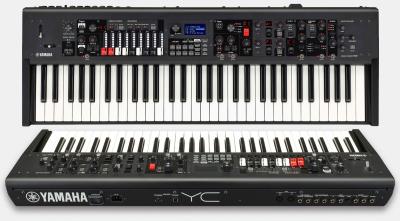 Yamaha Yc61 Pianoforte Elettrico Da Palco