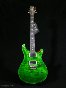 PRS CUSTOM24 EMERALD GREEN REGULAR