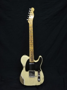 Fender 1951 Nocaster Heavy Relic Faded Nocaster Blonde
