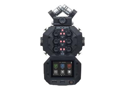 ZOOM H8 REGISTRATORE DIGITALE PALMARE 8 TRACCE INTERFACCIA USB