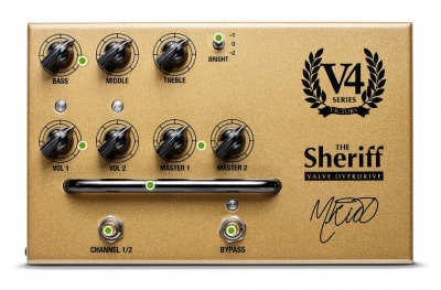 VICTORY AMP V4 THE SHERIFF PREAMP